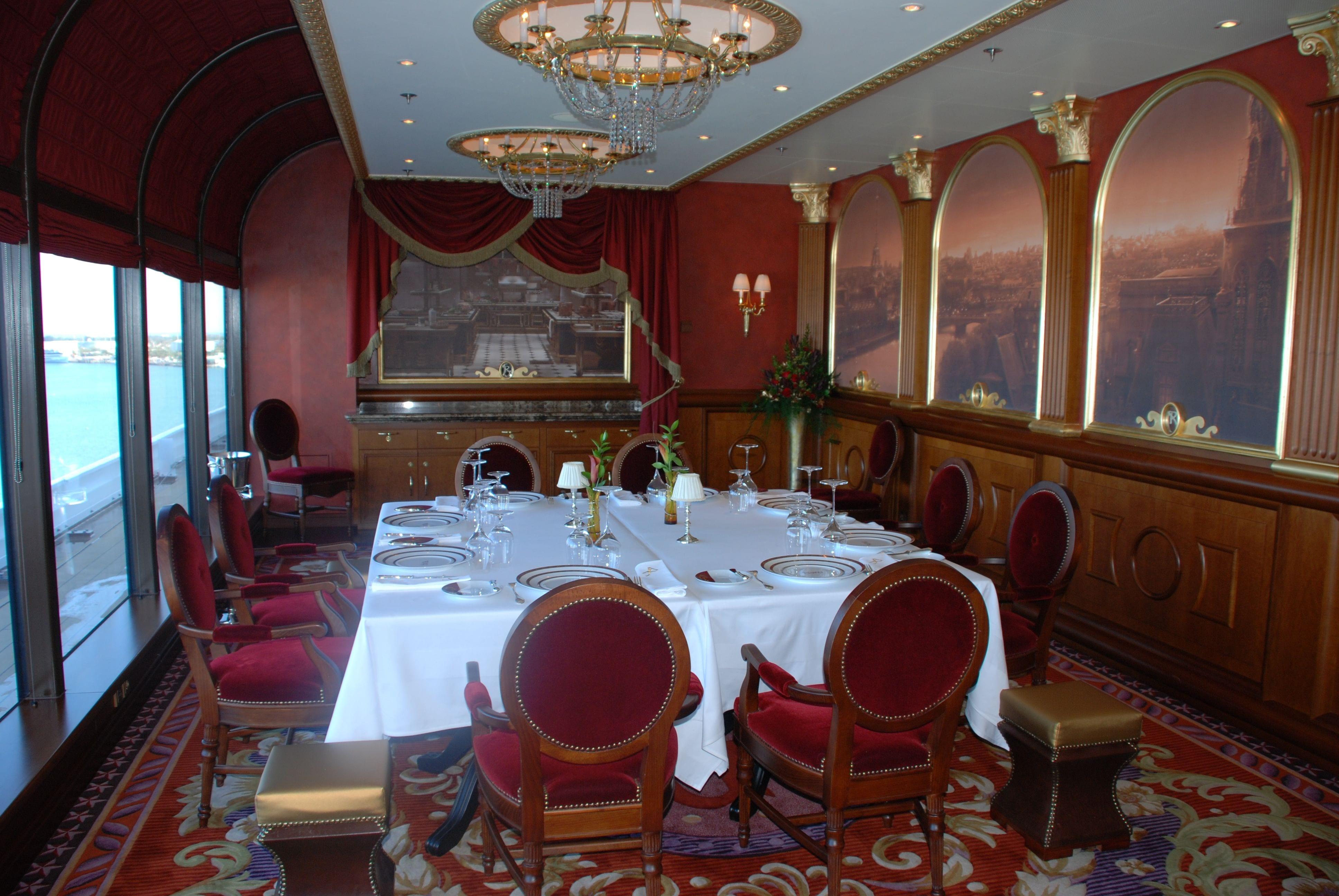 Disney Dream Cruise Ship Restaurant Review