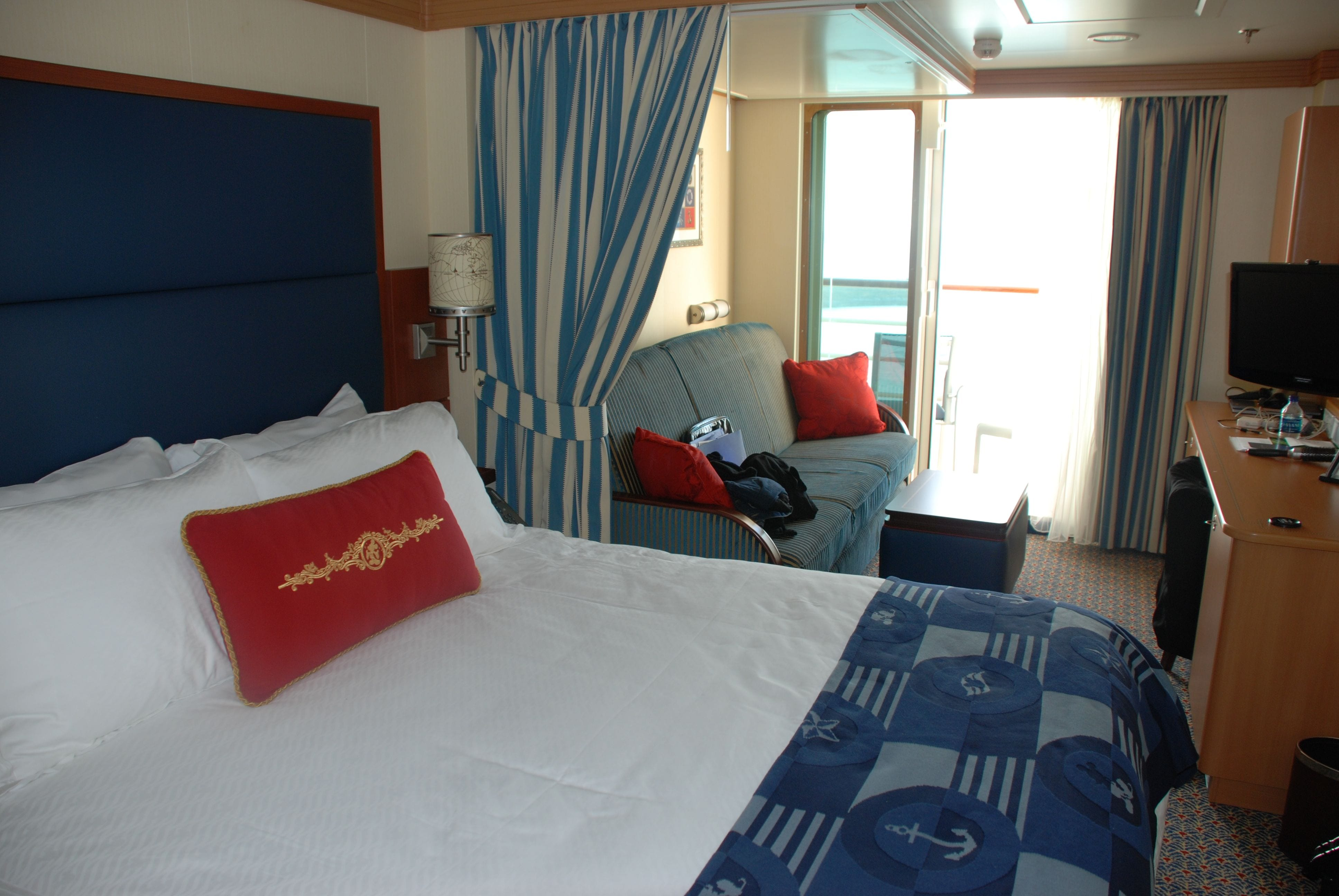 Staterooms On The Disney Dream