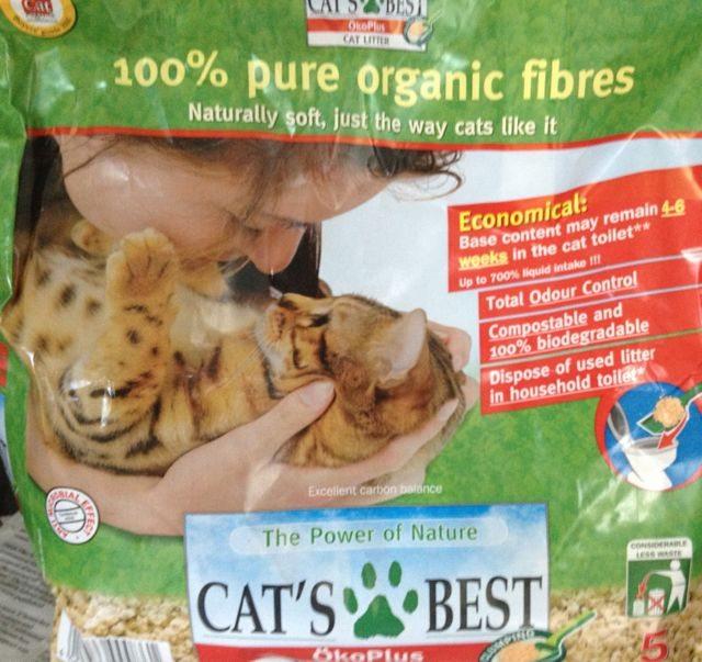 best scoopable cat litter brand