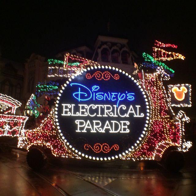 Disneyelecparade