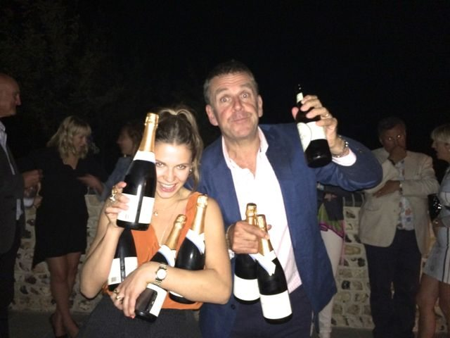 stealing bottles