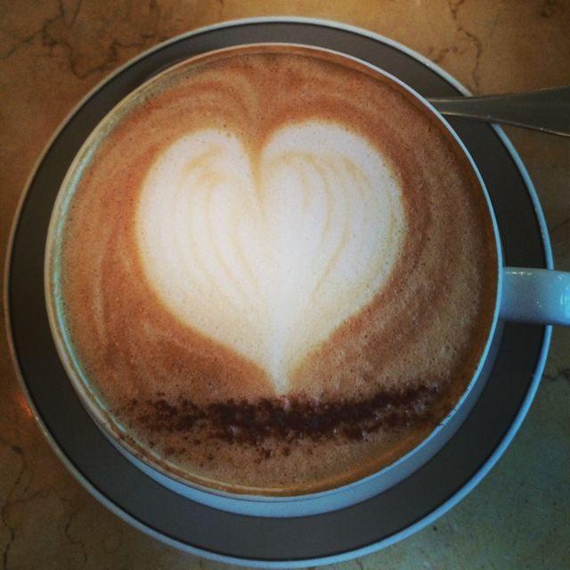 Wolseley heart coffee