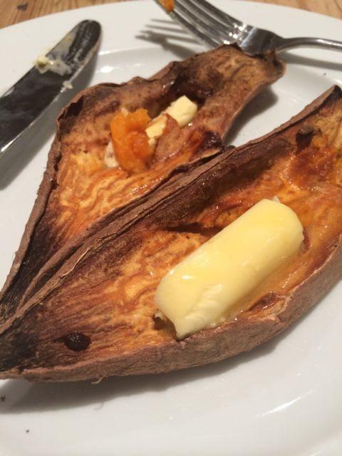 sweet potato supper