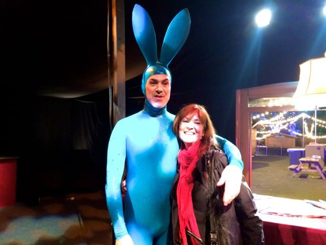 Big blue Rabbit