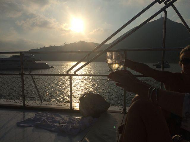 HK boat