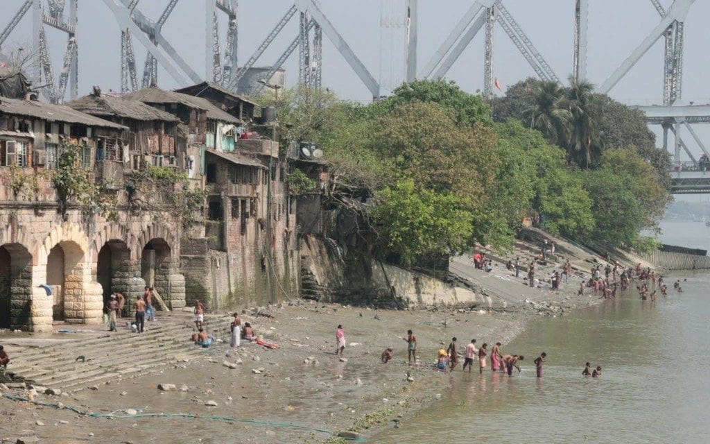 shores of Ganges