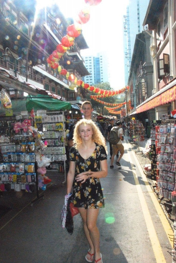 Mooching through the markets of Chinatown