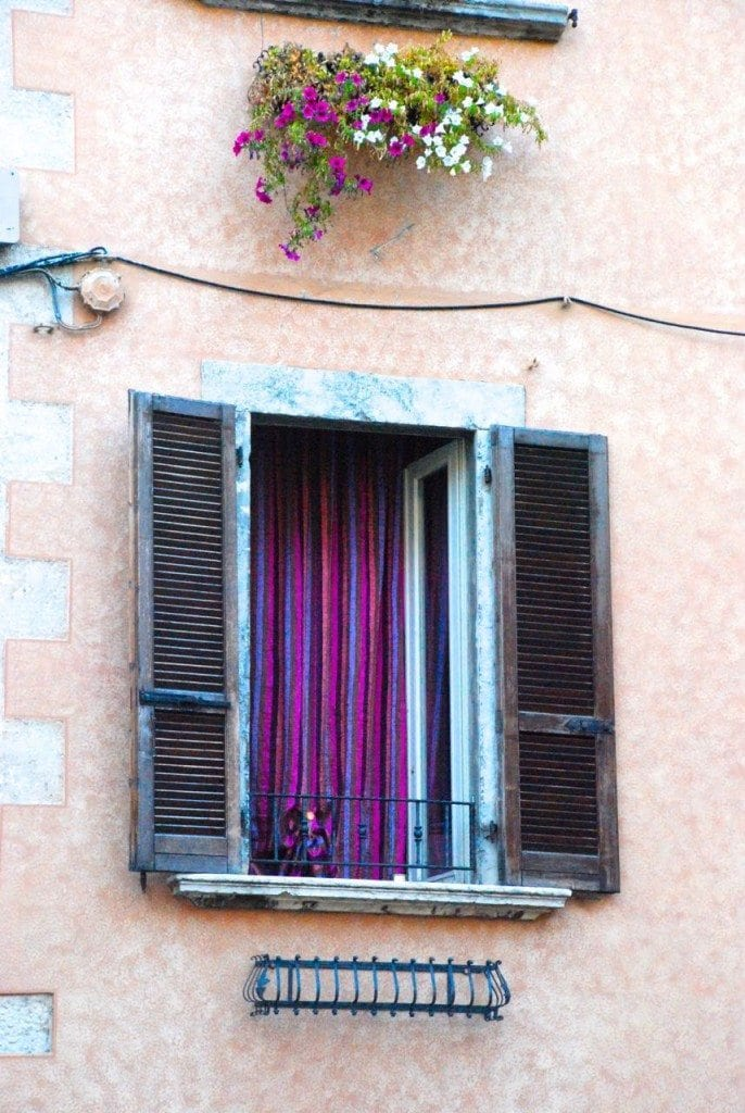 Lefay silo the window