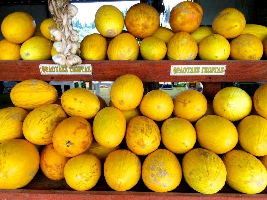 CN melon stall