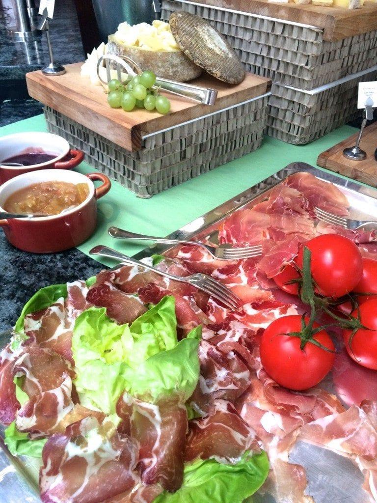 Lefay lunch