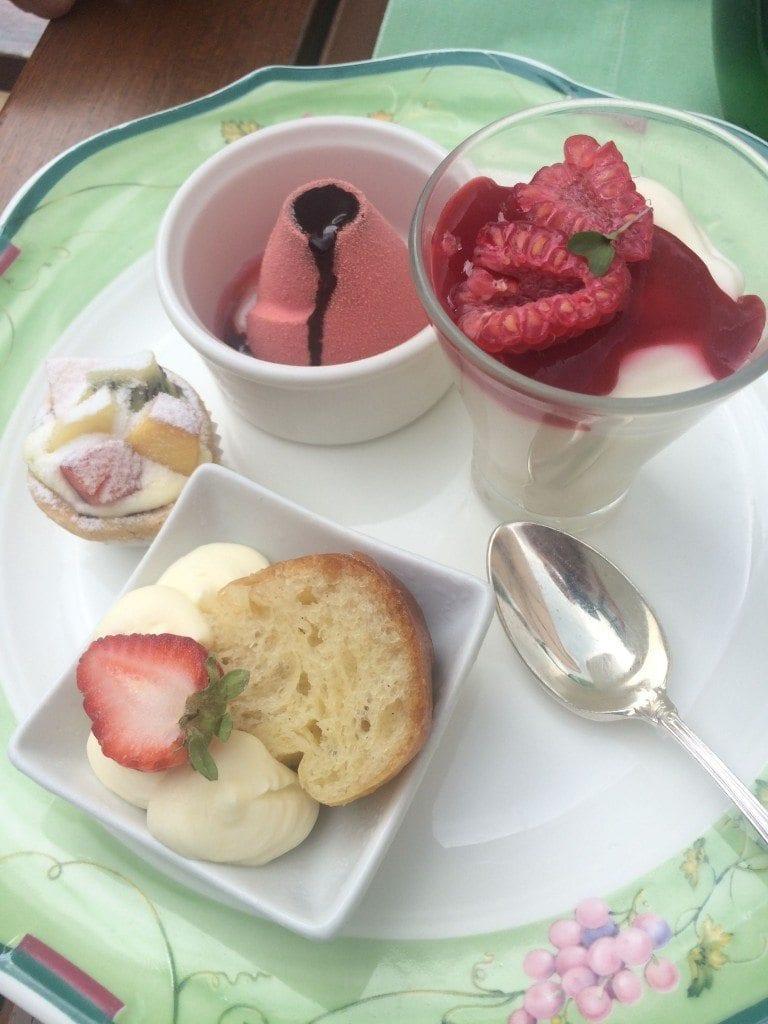 Lefay puddings