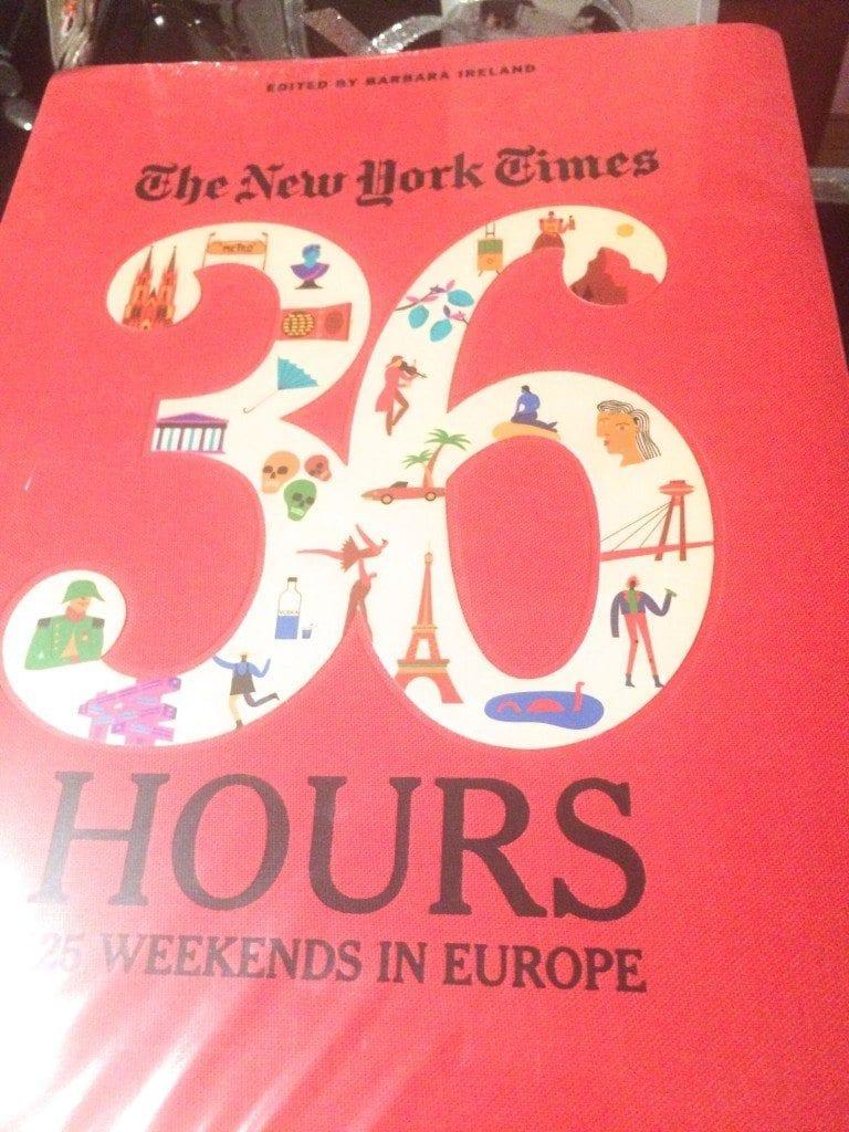 bday NYT book
