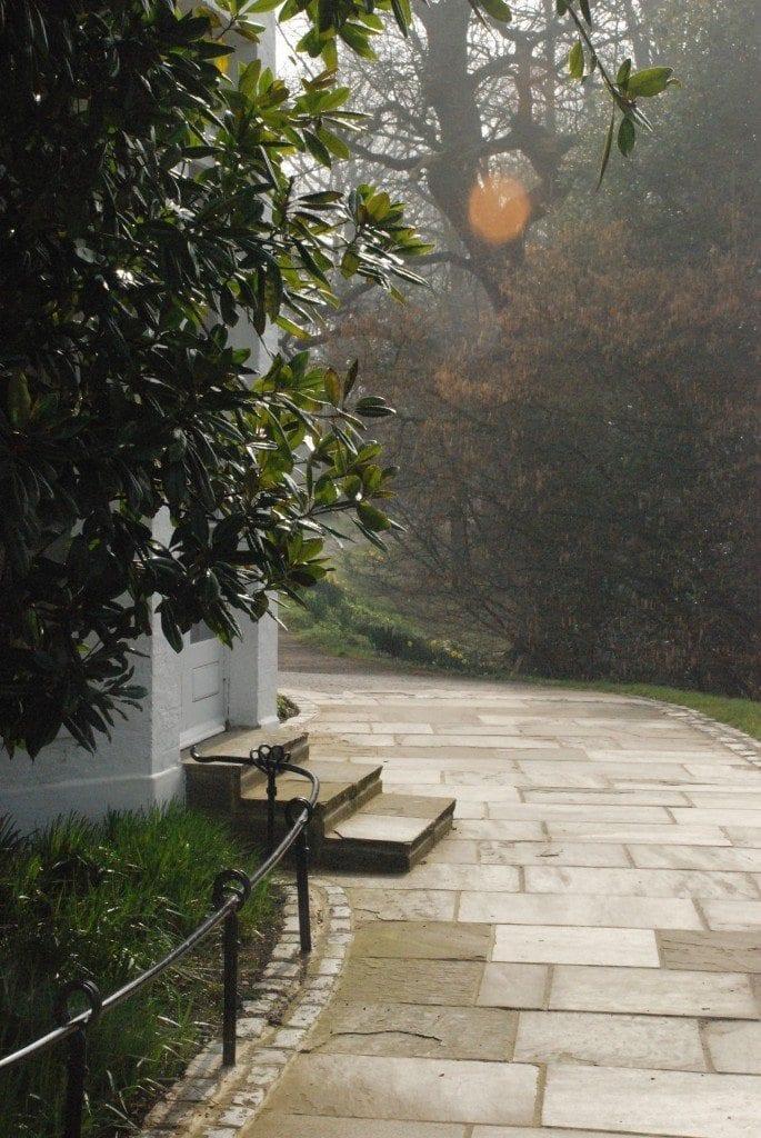 Pembroke steps