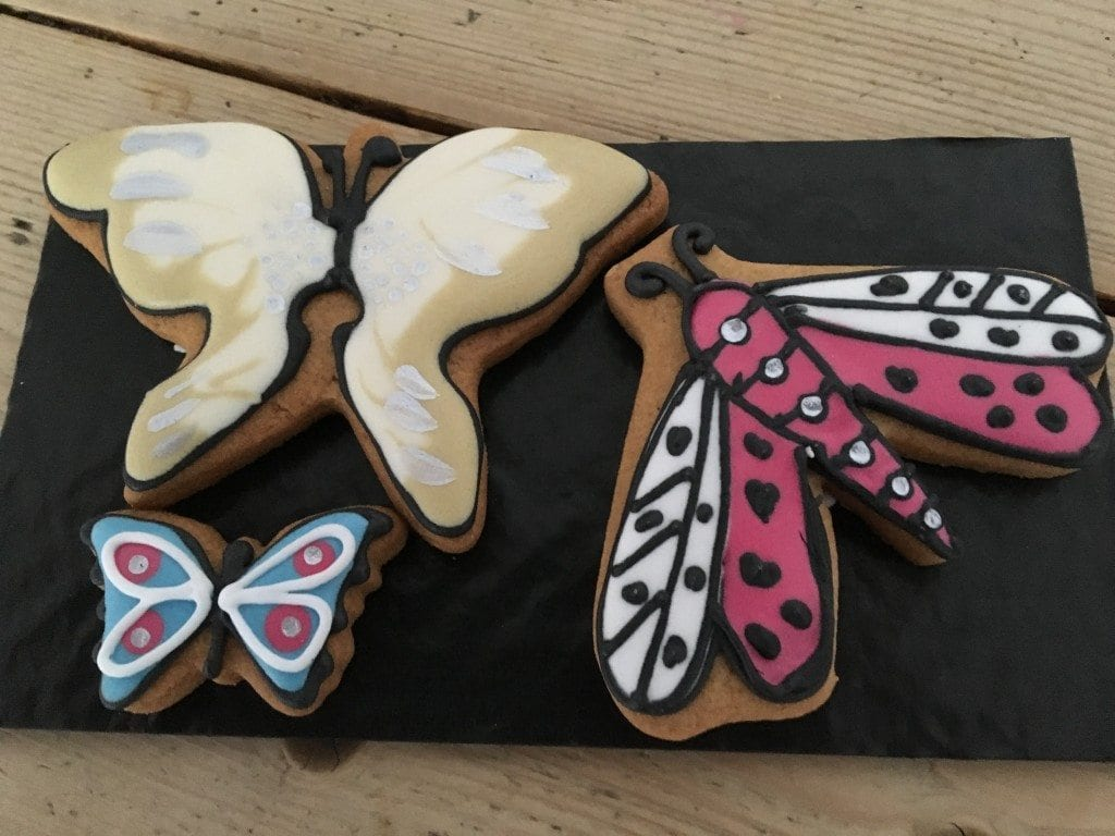 Mother's Day biscuits
