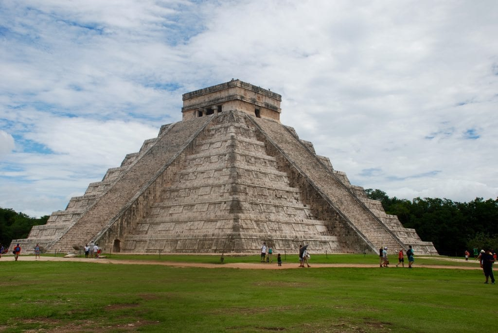 Castillo Pyramid