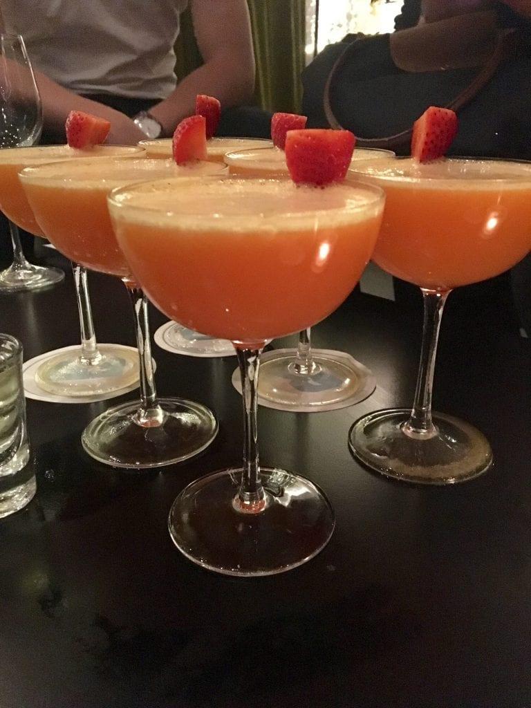 Baltic - porn star martinis