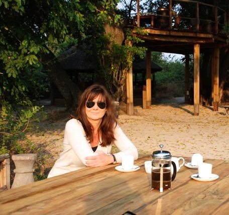 Me in Zambia