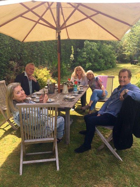 Breakfast with Janet Lance Hughes and Helen Lederer