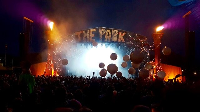 Glastonbury - The Park Stage