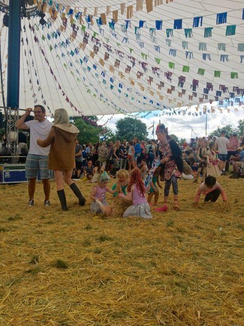 Wilderness Festival: Family fun