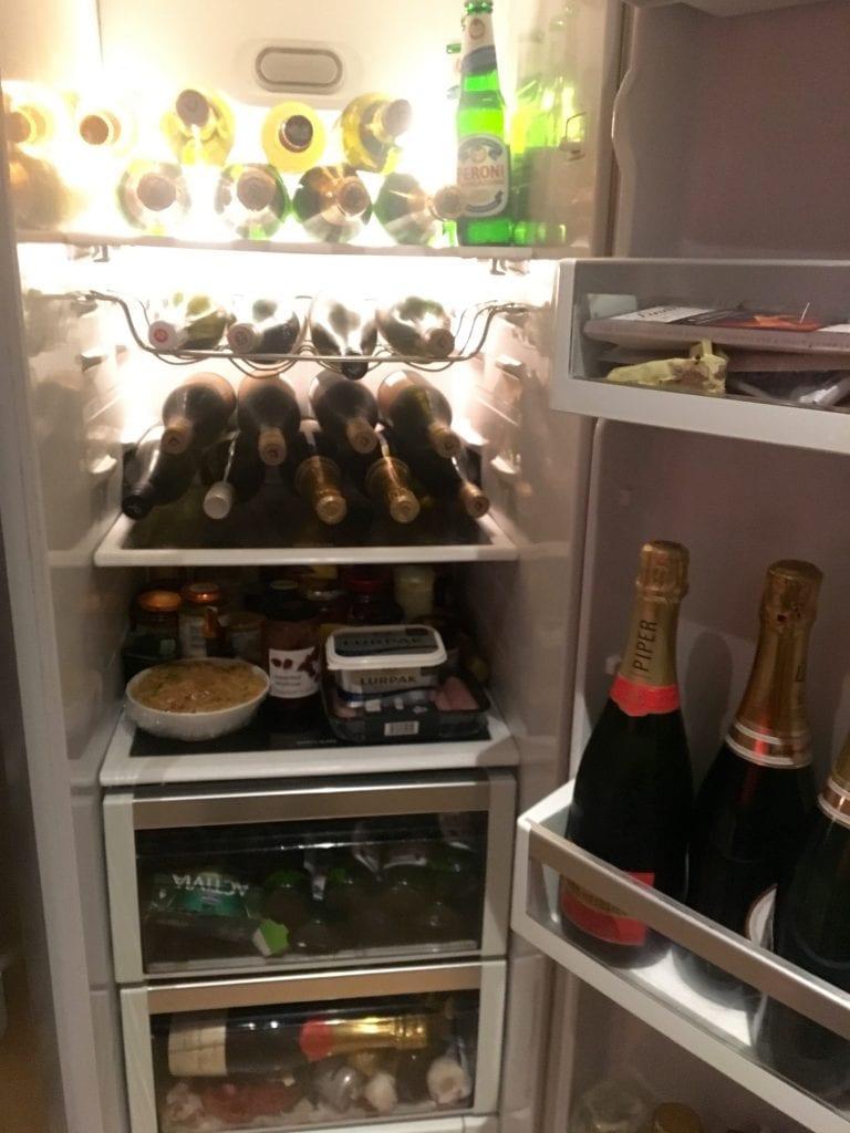 My party fridge