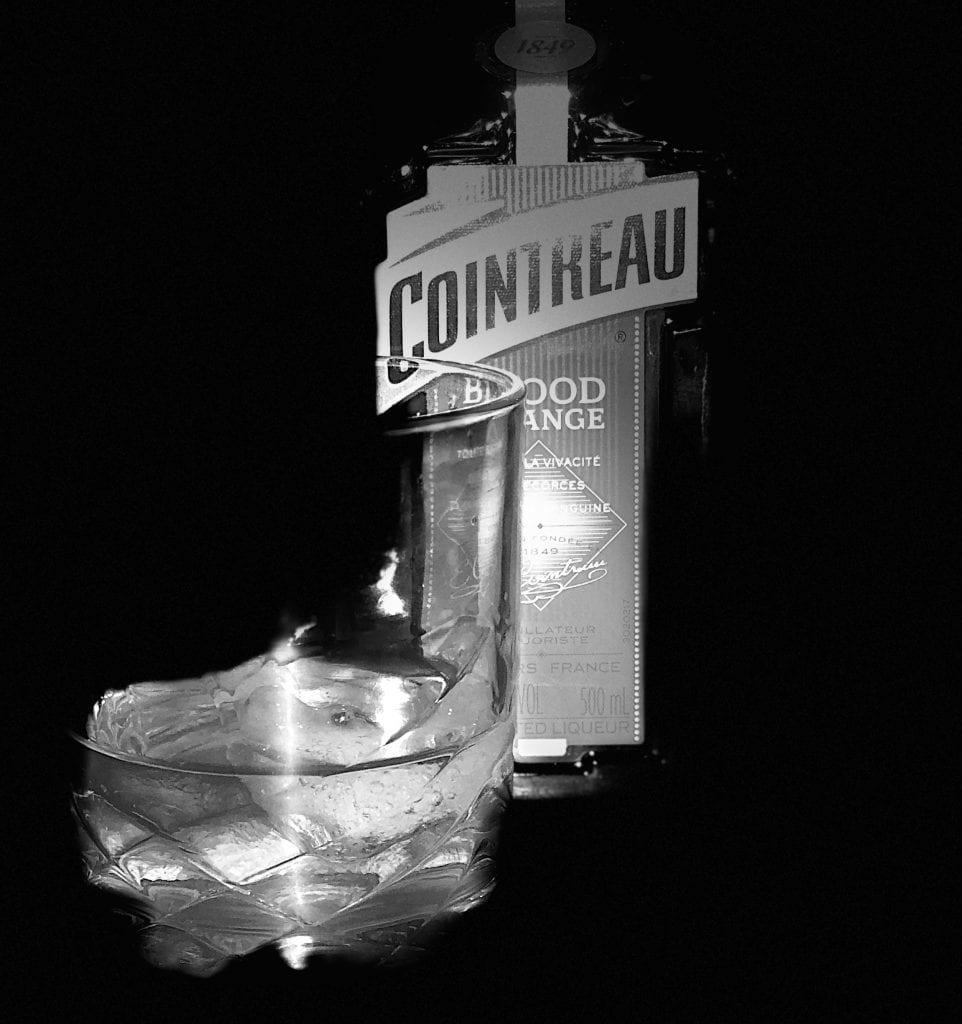 Cointreau blood orange liquor