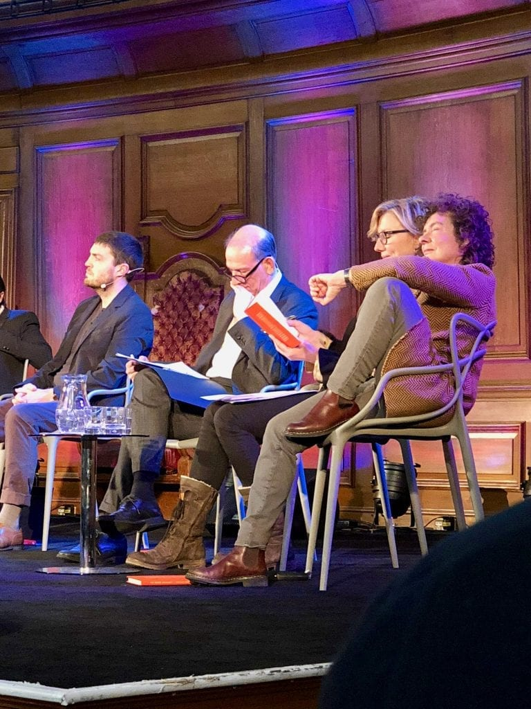 Panel of The Power of Poetry