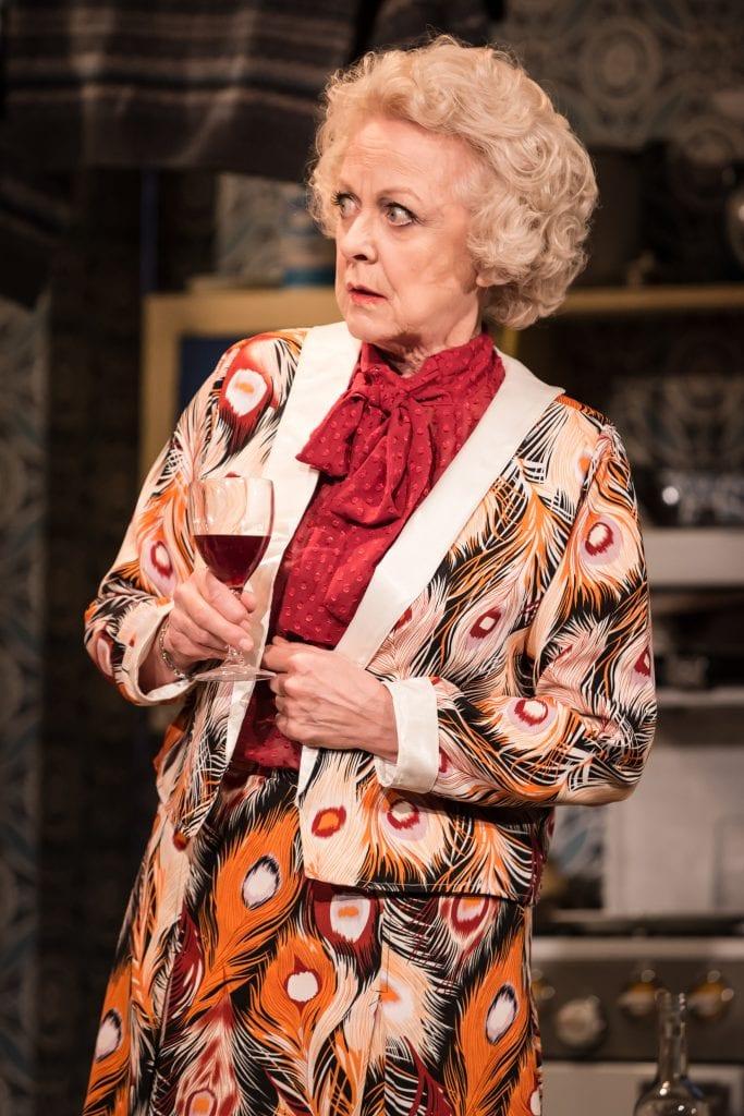 Susie Blake as Mrs Fisher in Some Mothers Do 'Av 'Em, credit Scott Rylander