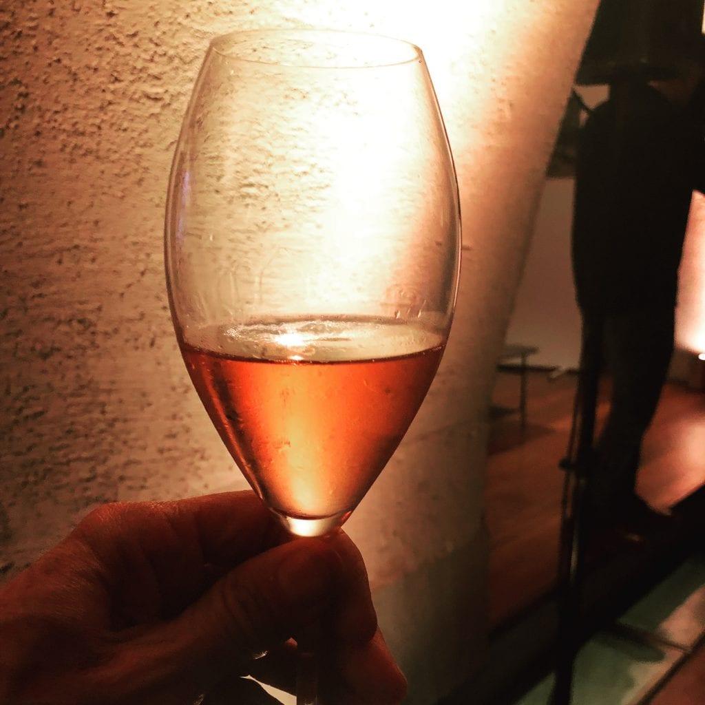 Rathfinny Sparkling rosé
