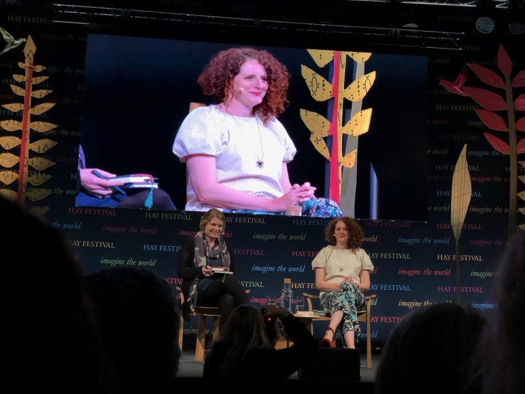 Maggie O'Farrell Hay Festival