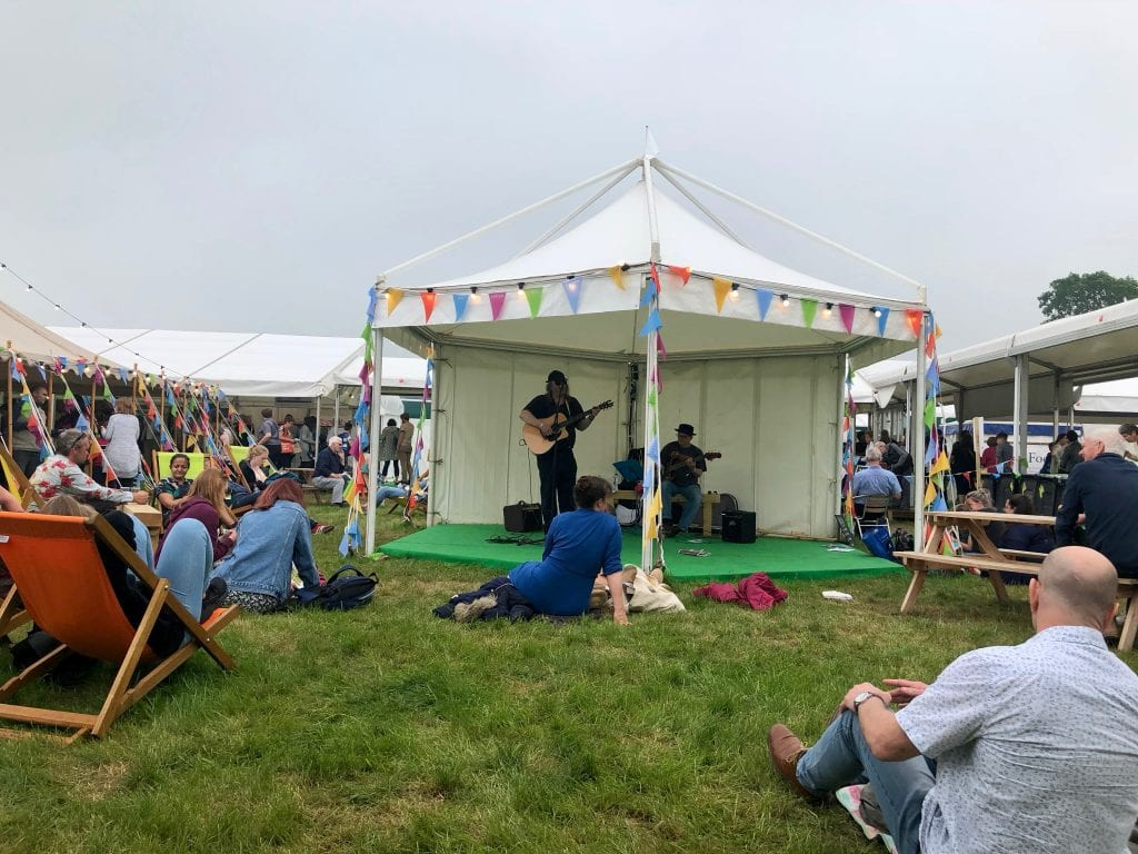 Music Hay Festival