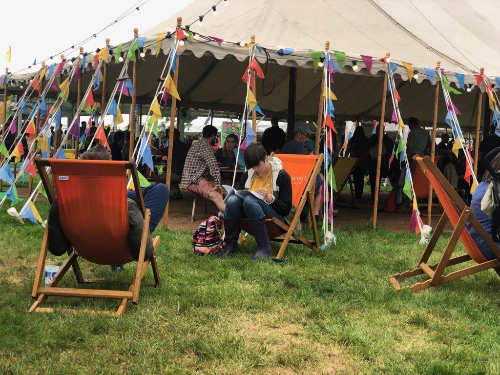 Reading Hay Festival