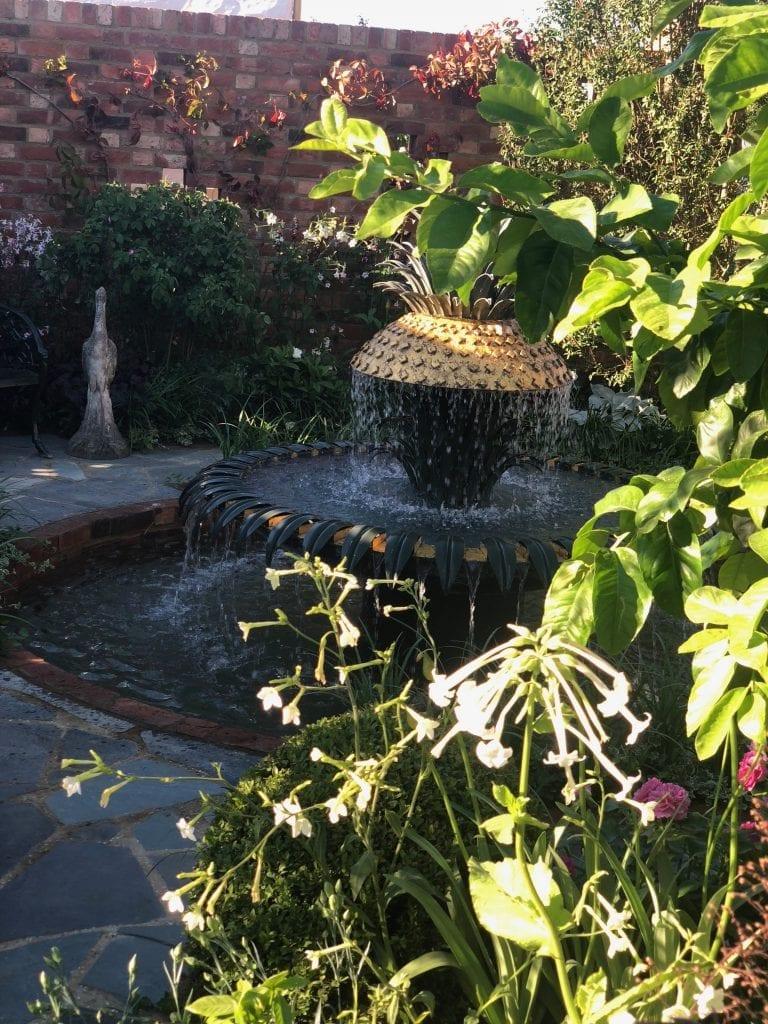 Hampton Court Flower show charlston